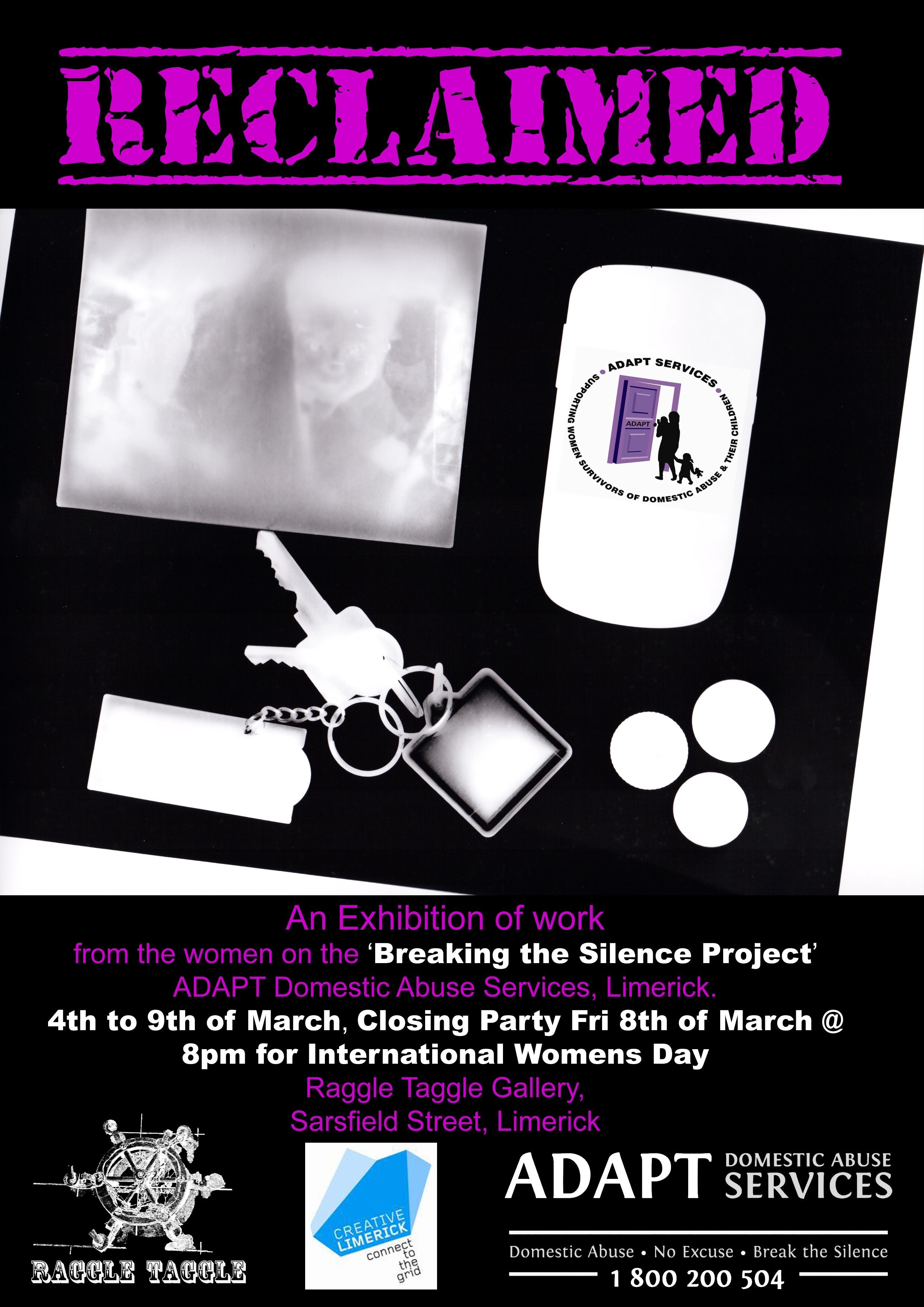 Exhibition to Mark International Women's Day